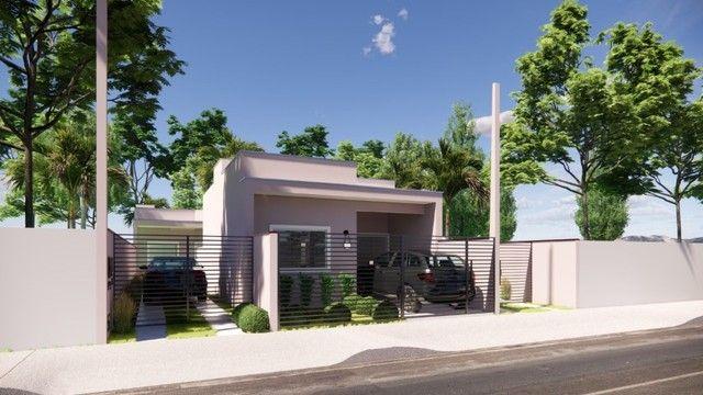 Vendo excelentes imóveis no Vale Do Sol em laje com desing moderno. - Foto 4