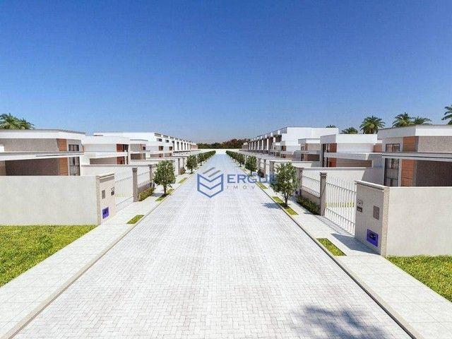 Casa com 3 dormitórios à venda, 132 m² por R$ 469.000,00 - Coité - Eusébio/CE - Foto 19