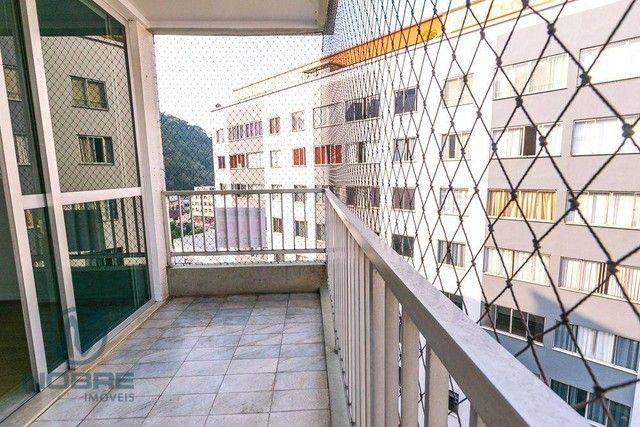 Apartamento com 2 dormitórios para alugar, 70 m² por R$ 1.600/mês - Várzea - Teresópolis/R - Foto 3