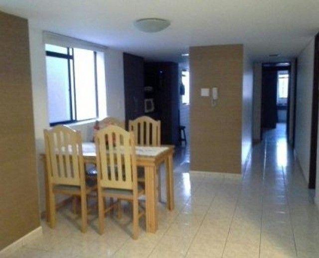 Apartamento no Bessa com 03 suítes, varanda e piscina. Pronto para morar!!!  - Foto 5