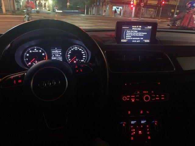 Audi Q3 - 1.4 TSFI AMBIENTE Flex / BLINDADA - Foto 5