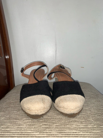 Sandália spadrille - Foto 2