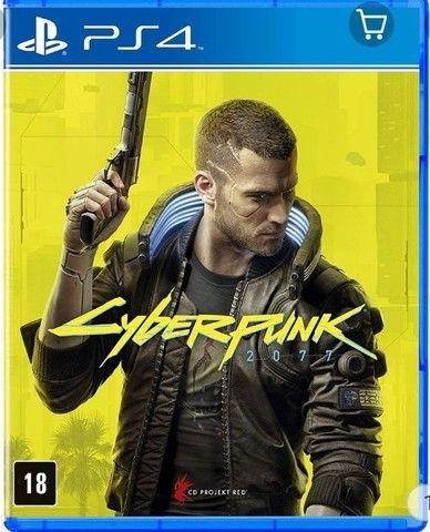 (Lacrado) Cyberpunk 2077 PS4 - Foto 2