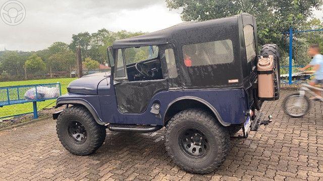 Jeep Willys CJ5 original - Foto 5