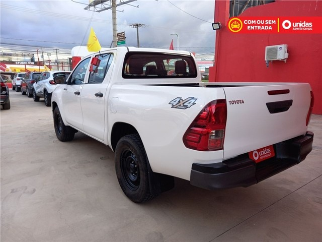 Toyota Hilux 2018 2.8 std 4x4 cd 16v diesel 4p manual - Foto 4