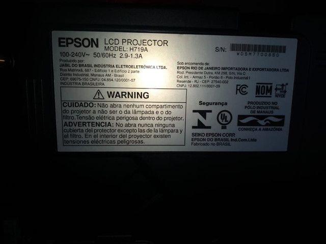 Projetor Epson Power life s31+ - Foto 5