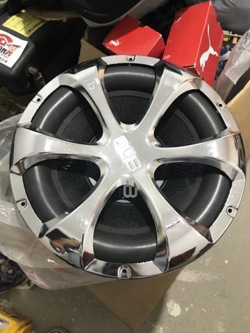 Par Subwoofer DUB 12? bobina dupla 1200watts