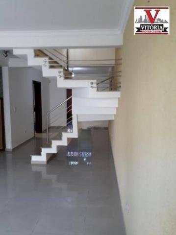 Sobrado residencial à venda, barreirinha, curitiba - so0609. - Foto 5