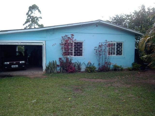 Sitio com casa alvenaria 02 dormitórios