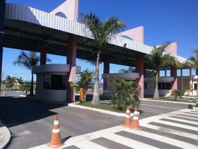 Terreno residencial à venda, Condomínio Residencial Fazenda Alta Vista, Sorocaba - TE0105.