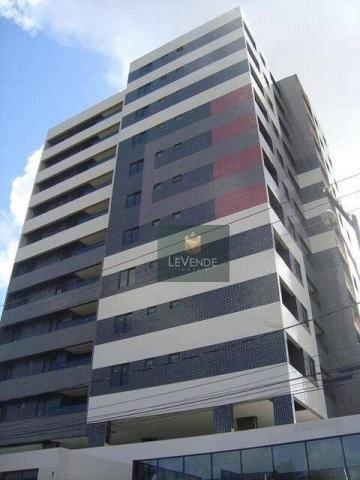 Apartamento 3 quartos com 96,79 na Gruta de Lourdes.