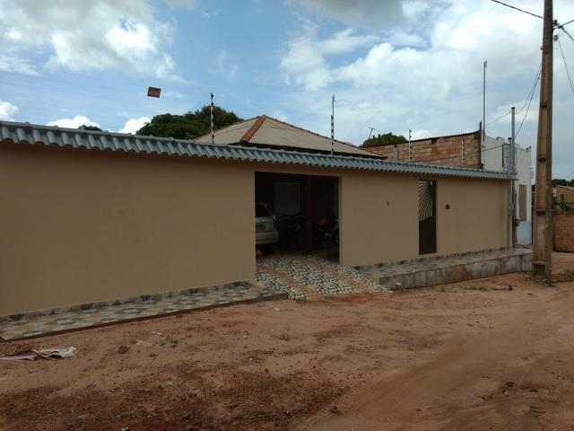 Alugo casa no bairro Alvorada trav Resistência
