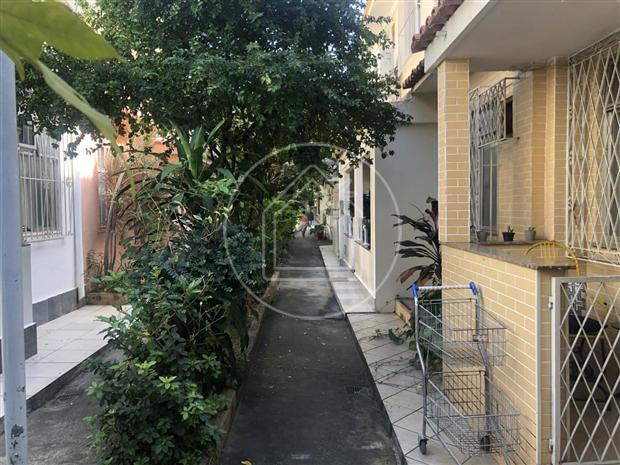 Casa de condomínio à venda com 2 dormitórios em Grajaú, Rio de janeiro cod:856871