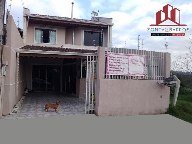 Casa à venda com 3 dormitórios em Santa terezinha, Fazenda rio grande cod:SB00002 - Foto 3