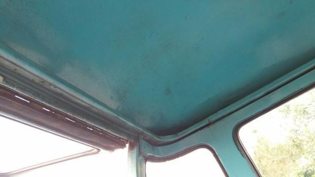 Kombi Corujinha 1964 azul, motor, suspenção, freios e elétrica nova - Foto 18