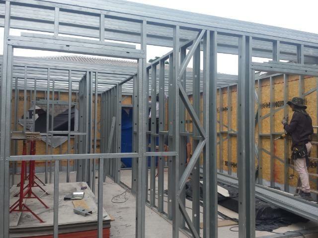 Construção steel frame - Foto 3
