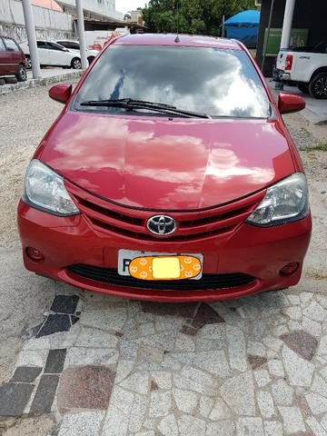 Toyota Etios 1.3 X hatch 2014 particular Novo - Foto 19