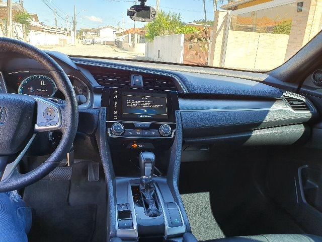 Honda Civic 2018/2018 2.0 16V Flexone EXL 4P CVT - Foto 7