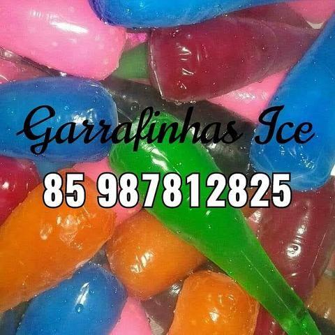 Garrafinhas Ice SABOR DE INFÂNCIA