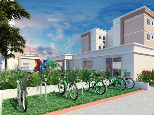 Apartamentos de 2 Quartos na região fo Portal do Sol em São josé dos Pinhais - Foto 2