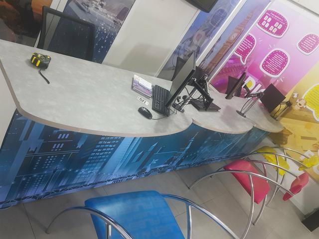 Balcão mesa de atendimento - Foto 3