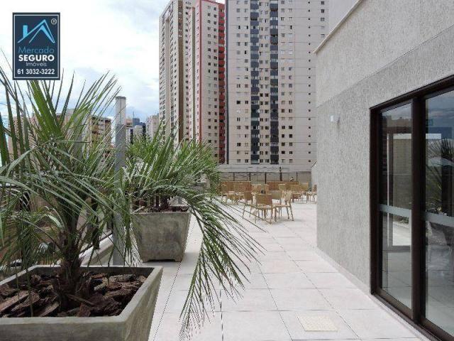 Apartamento à venda, 37 m² por R$ 230.000,00 - Sul - Águas Claras/DF - Foto 5