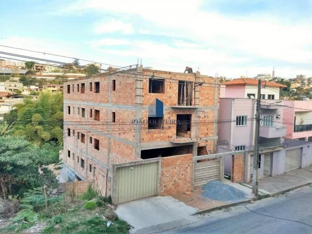 Apartamento - Arcádia Conselheiro Lafaiete - JOA47
