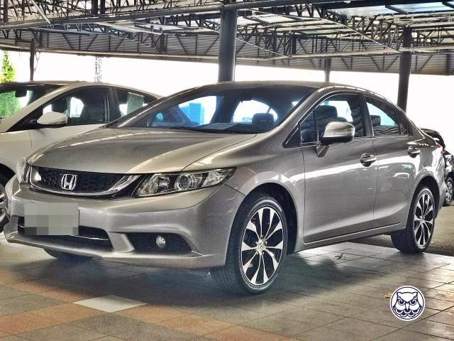 Honda Civic 2015 Sedan LXR 2.0 Flexone 16V Aut - Leia o Anuncio!!!