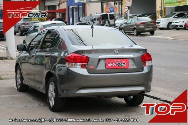 Honda City 1.5 DX 2011/2012 é na Top Car! - Foto 5