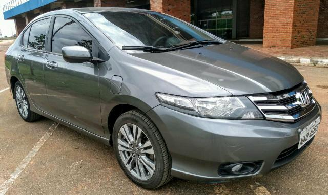 Honda city lx 1.5 flex at 14-14 - Foto 8