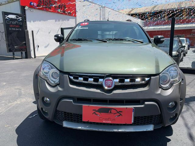 FIAT Strada Adventure Loker 1.8 - Foto 2