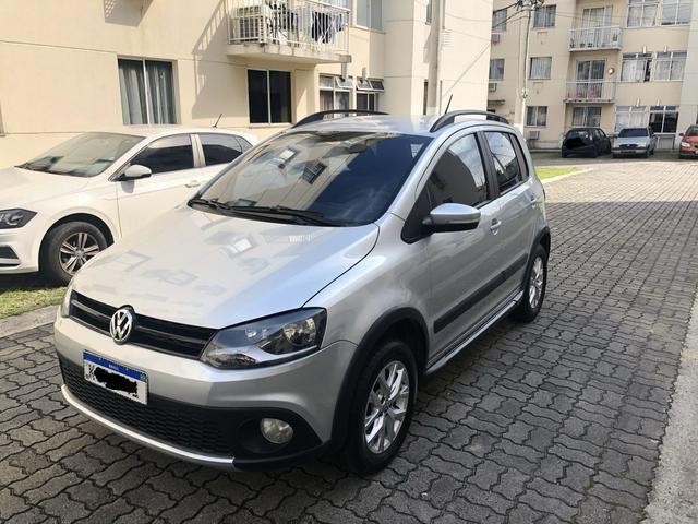 VW - Volkswagen CROSSFOX 1.6 Automático Muito Novo - Foto 2