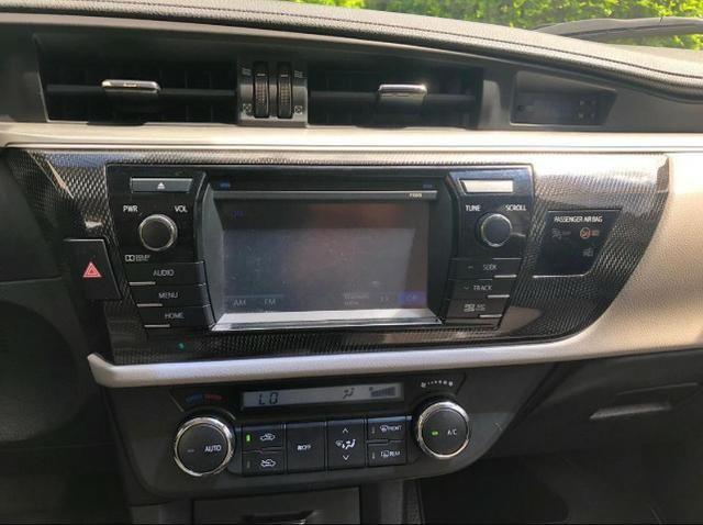 Toyota Corolla 2.0 Xei Automatico - 2015 - Foto 8