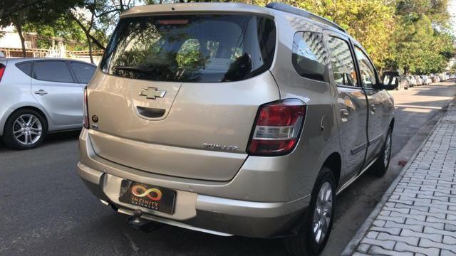 Chevrolet Spin LTZ - 1.8 7lugares 2013 (KIT GÁS G5/AUT) - Foto 8