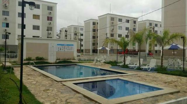 Vendo apartamento Flor do Ananin - Condomínio - Foto 3