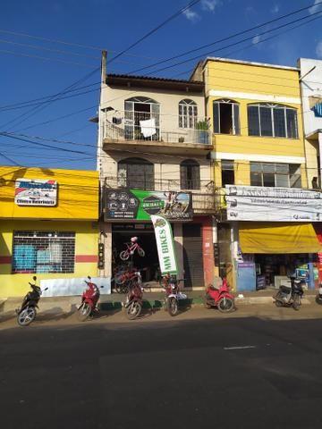 Ponto comercial na rua Ceará