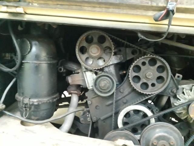 Kombi Diesel Furgão - toda original - Foto 12