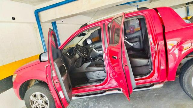 Ford Ranger 3.2 Cabine Dupla 4x4 Automático ? 2014 - Foto 2