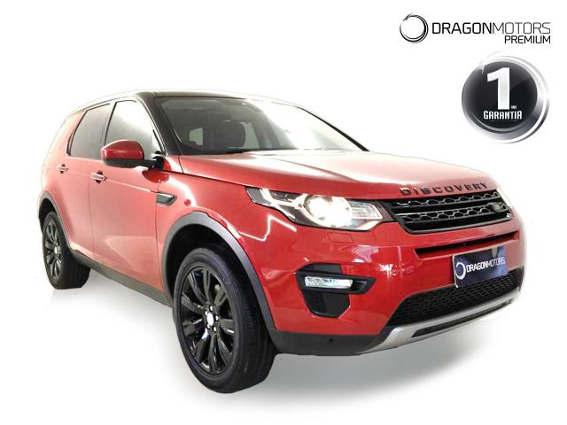 LAND ROVER DISCOVERY SPORT 2015/2015 2.0 16V SI4 TURBO GASOLINA HSE LUXURY 4P AUTOMÁTICO