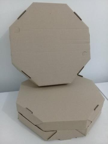 Caixa de pizza Com sua logomarca - Foto 4