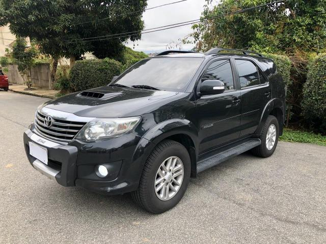 Hilux Sw4 3.0 Diesel Automatico 4x4 (7 Lugares) - 2014 - Foto 3