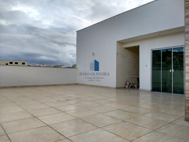 Cobertura - Santa Matilde Conselheiro Lafaiete - JOA19 - Foto 2