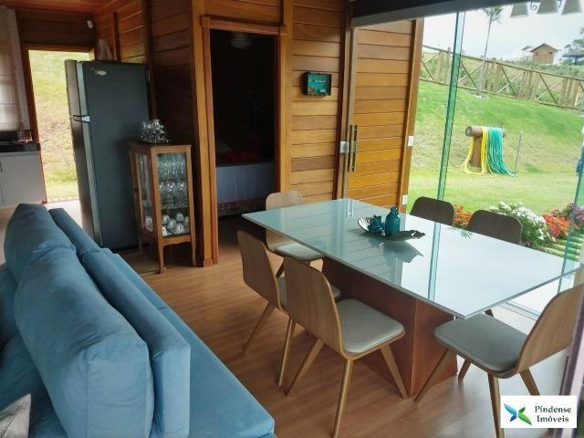 Casa em Santa Teresa - ES, 3 quartos - Foto 4