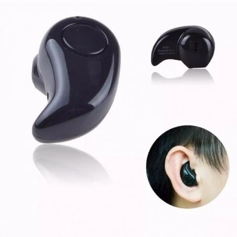 Mini Fone de Ouvido Sem Fio Bluetooth