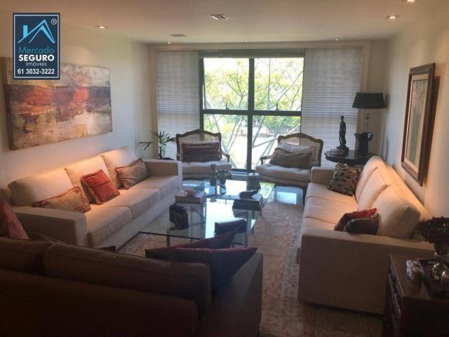 Cobertura para alugar, 370 m² por R$ 15.000,00/mês - Asa Sul - Brasília/DF - Foto 5