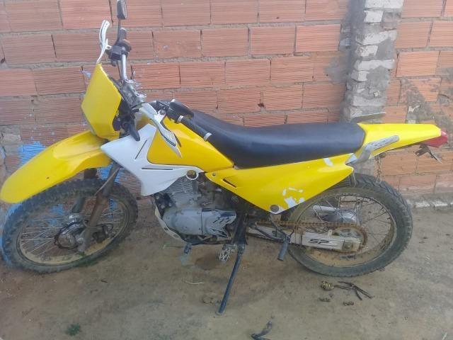 Moto Sundown STX 200cc