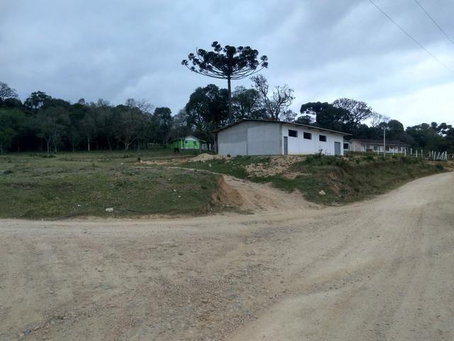 Vendo terreno e mais um barracão - Foto 2