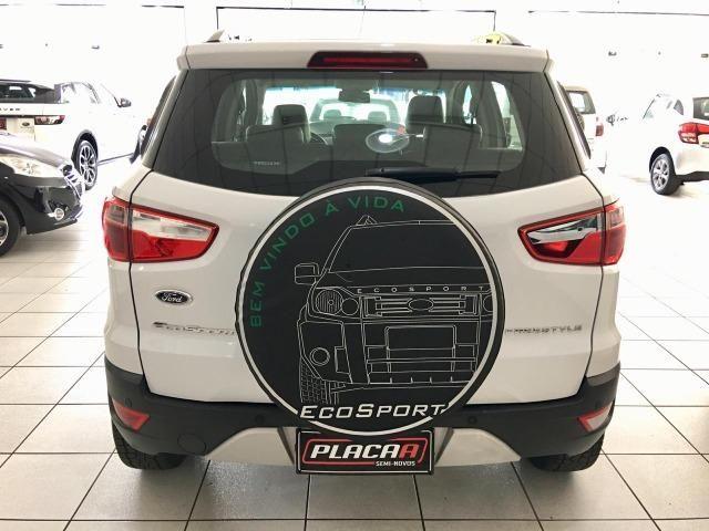Ford ecosport fsl 1.6 ano 2015 completo - Foto 8