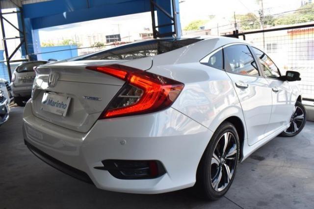 Honda civic 2017 1.5 16v turbo gasolina touring 4p cvt - Foto 2