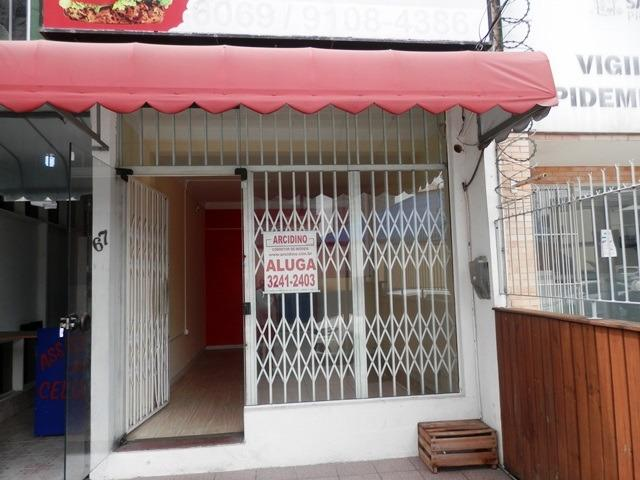 Rua Altamiro Di Bernardi, n.º 67, Loja 01, Campinas, São José/SC - Foto 2
